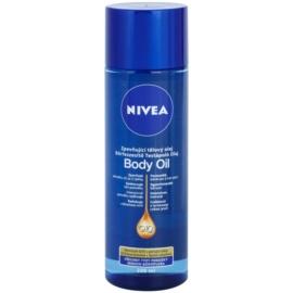 Nivea Q10 Plus festigendes Körperöl für alle Oberhauttypen  200 ml