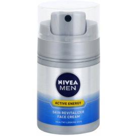 Nivea Men Revitalising Q10 revitalizacijska krema za suho kožo  50 ml