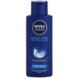 Nivea Men Revitalizing leche corporal para hombre  250 ml