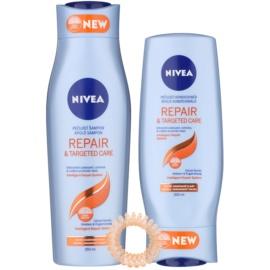 Nivea Repair & Targeted Care косметичний набір I.