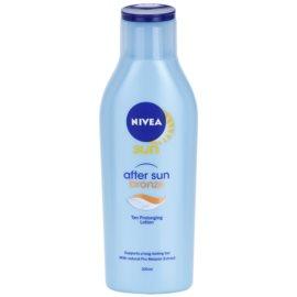 Nivea Sun After Sun & Bronze After Sun Milch Bräunungsverlängerer  200 ml