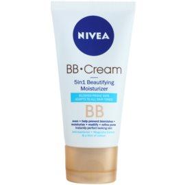 Nivea Skin Care BB krém pro problematickou pleť odstín Light  50 ml