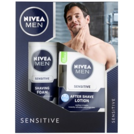 Nivea Men Sensitive lote cosmético X.