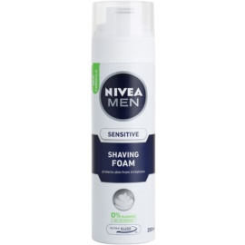 Nivea Men Sensitive pena za britje  200 ml