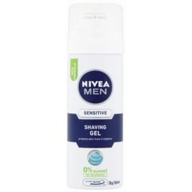 Nivea Men Sensitive gel de rasage  30 ml