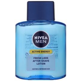 Nivea Men Skin Energy loción after shave  100 ml