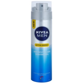 Nivea Men Skin Energy Shaving Gel  200 ml