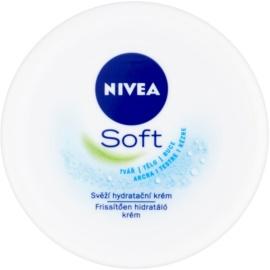Nivea Soft свеж хидратиращ крем  300 мл.