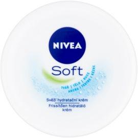 Nivea Soft erfrischende, hydratisierende Creme  300 ml