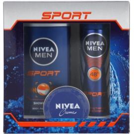 Nivea Sport lote cosmético III.