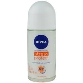 Nivea Stress Protect antiperspirant roll-on 48h  50 ml