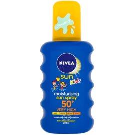 Nivea Sun Kids Kinder Gekleurde Bruiningsspray  SPF 50+  200 ml