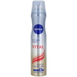 Nivea Vital lak na vlasy s extra silnou fixací  250 ml