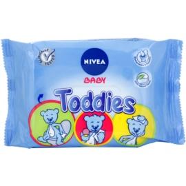Nivea Baby Toddies tisztító törlőkendő gyermekeknek  60 db