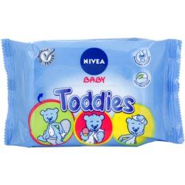 Nivea Baby Toddies lingettes nettoyantes pour enfant  60 pcs