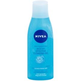 Nivea Visage Pure Effect gel de curatare  200 ml