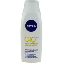 Nivea Visage Q10 Plus Hautreinigungsmilch gegen Falten  200 ml