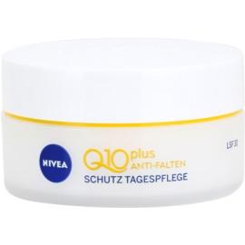 Nivea Visage Q10 Plus denní ochranný krém proti vráskám SPF 30  50 ml