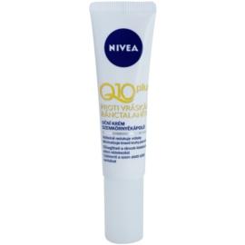 Nivea Visage Q10 Plus crema para contorno de ojos antiarrugas  15 ml