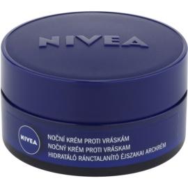 Nivea Visage hydratační noční krém proti vráskám  50 ml