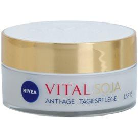 Nivea Visage Vital Multi Active denný krém proti vráskam OF 15  50 ml