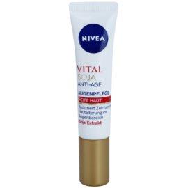 Nivea Visage Vital Multi Active Augencreme gegen Falten  15 ml