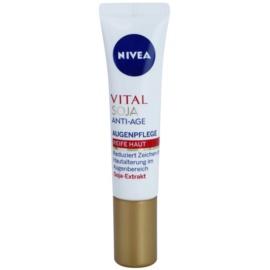 Nivea Visage Vital Multi Active crema para contorno de ojos antiarrugas  15 ml