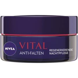 Nivea Visage Vital regenerierende Nachtcreme für reife Haut  50 ml