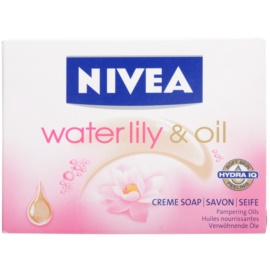 Nivea Waterlily & Oil jabón sólido  100 g