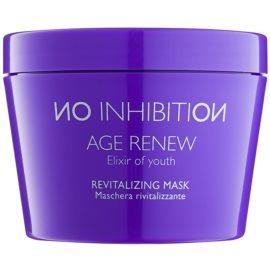 No Inhibition Age Renew revitalisierende Maske für die Haare parabenfrei  200 ml