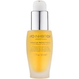 No Inhibition Smoothing olio di maracuja protettivo per tutti i tipi di capelli  50 ml