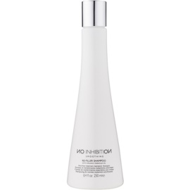 No Inhibition Smoothing champô nutritivo com queratina anti-crespo sem sulfatos e parabenos  250 ml