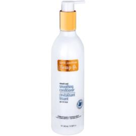 North American Hemp Co. Smooth Conditioner für glatte Haare mit Extrakt aus Traubenkernen und Granatapfel  342 ml