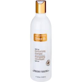 North American Hemp Co. Soak It Up sampon hidratant pentru par uscat  342 ml
