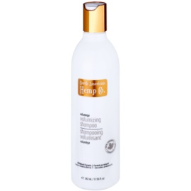 North American Hemp Co. Volumega šampon pro objem s extraktem z ženšenu a zeleného čaje  342 ml