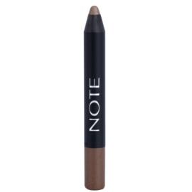 NOTE Cosmetics Eyeshadow Pencil szemhéjfesték ceruza árnyalat 02 Mink 1,6 g