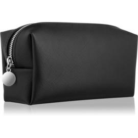 Notino Basic geantă de cosmetice pentru femei, mică neagră (21 × 9 × 7 cm)