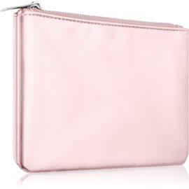 Notino Basic női kozmetikai kistáska  rózsaszín (17,5 x 11,5 x 1 cm)