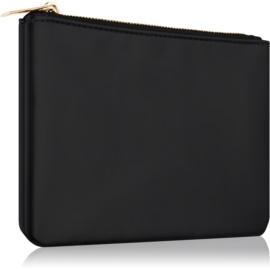 Notino Basic női kozmetikai kistáska  fekete (17,5 x 11,5 x 1 cm)