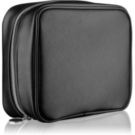 Notino Basic Potovalna kozmetična torbica za ženske črna (21 × 6,5 × 16,5 cm)