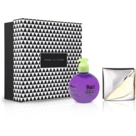 Notino Întâlnire magică parfumuri orientale pentru femei independente + cel mai de efect produs pentru un păr cu volum Eau de Parfum 100 ml + ceară de păr pentru styling 200 ml