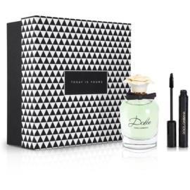 Notino Duplas inseparáveis  aroma fresco e encantador para mulheres inspiradoras + rímel parapestanas negras e intensas Eau de Parfum 75 ml + máscara 7 ml