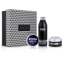 Notino Tradycja działa odżywcza pielęgnacja włosów oraz skóry dla mężczyzn  3 szt.