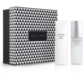 Notino Воден допинг Специален подаръчен комплект подхранваща грижа на Shiseido за мъже  2 бр.