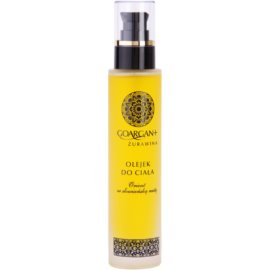 Nova Kosmetyki GoArgan+ Cranberry regenerierendes Öl für trockene und gereitzte Haut Preiselbeere  100 ml