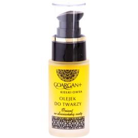 Nova Kosmetyki GoArgan+ Oat Sprouts vlažilno olje za suho in razdraženo kožo ovseni kalčki  30 ml