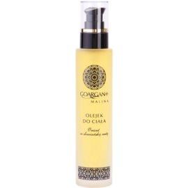 Nova Kosmetyki GoArgan+ Raspberry testápoló olaj a táplálásért és hidratálásért  100 ml