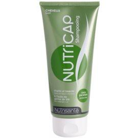 Nutrisanté Nutricap vitalizující šampon s olejem z pšeničných klíčků  200 ml