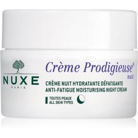 Nuxe Crème Prodigieuse crème de nuit hydratante pour tous types de peau  50 ml