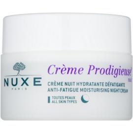 Nuxe Creme Prodigieuse Feuchtigkeitsspendende Nachtcreme für alle Hauttypen  50 ml